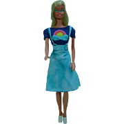 Mattel 1979 Sun Lovin' Malibu Barbie Doll in 1977 Best Buy Fashion!