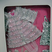 Mattel NRFB Barbie Hollywood Premiere Outfit, Classique Collection signed by Carol Spencer, 19