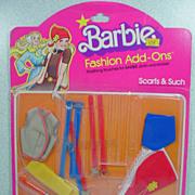 Mattel 1978 Barbie Fashion Add-Ons, NRFC!