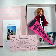 Madame Alexander MIB Designer Cissette's First Toy Fair Doll