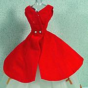 Vintage Mattel Barbie Outfit, Benefit Performance, 1966!