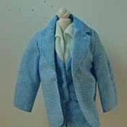 Orig. Mattel Ken Get-Ups 'N Go Fashion, Suit with Vest for East or West, Mint, 1978.