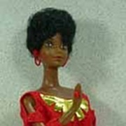 Mattel Original 1979 Black Barbie in Original Outfit.