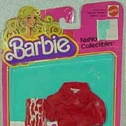 Mattel Barbie NRFC Fashion Collectibles Outfit from 1979.