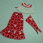 1976 Mattel Skipper Best Buy Bicentennial Outfit!