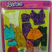 NRFC Mattel Barbie Shopping Spree Clothing Set, 1975!