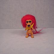 Vintage Royalty Design Dog Troll