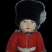 WONDERFUL Vintage Chad Valley British Royal Palace Guard