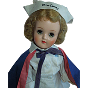 """CUTE Ideal P-90 14"""" Miss Curity Doll"""