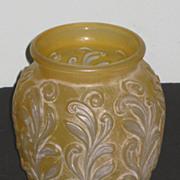 Phoenix Figured Vase