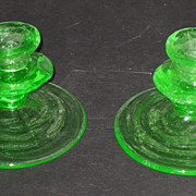 Consolidated Catalonian Candleholders