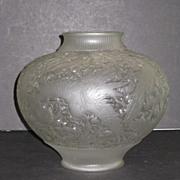Consolidated Cockatoo Vase