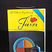 The Collectors Encyclopedia of Fiesta, 4th Edition