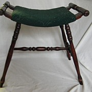 Saddle Bench Stool