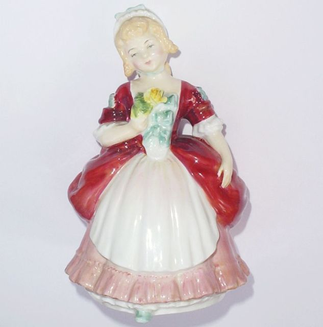 Royal Doulton Figurine Valerie Pretty Lady HN 2107