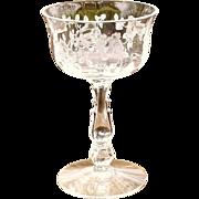 Fostoria Willowmere 8 Cocktail Stems