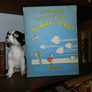 Seuss - And to think that I saw it on Mulberry Street 1937 in DJ