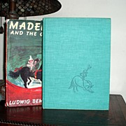 Rare Madeline and the Gypsies  by Ludwig  Bemelmans , 1st / 1st in DJ 1959