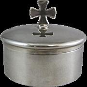 Gorham Sterling Silver Communion Sacrament Box