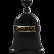 XMAS Bells Molinard Grasse Paris Perfume Bottle Rare Variation Herrera S en C. Habana Cuba - NOW 20% OFF