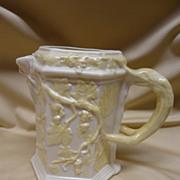 "Belleek Irish Porcelain 6"" Pitcher"