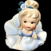 Napco Bloomer Girl Ceramic Figurine