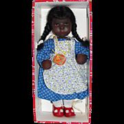 Rare Kathe Kruse Black Daumlinchen Doll-Mint in Box