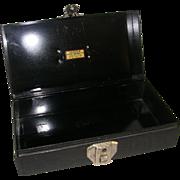 Vintage Metal Tool Box Justus Electric Canada