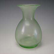 Art Nouveau Loetz Lotz Iridescent Glass Vase Olympia
