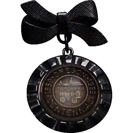 1959 Oregon State Centennial Pin