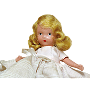 Storybook Doll #154 Curly Locks, Curly Locks, wilt thou be mine