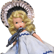 Storybook Doll #163 Little Miss Donnet