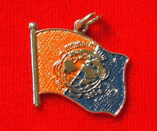 1964-65 Sterling Silver New York World's Fair Charm