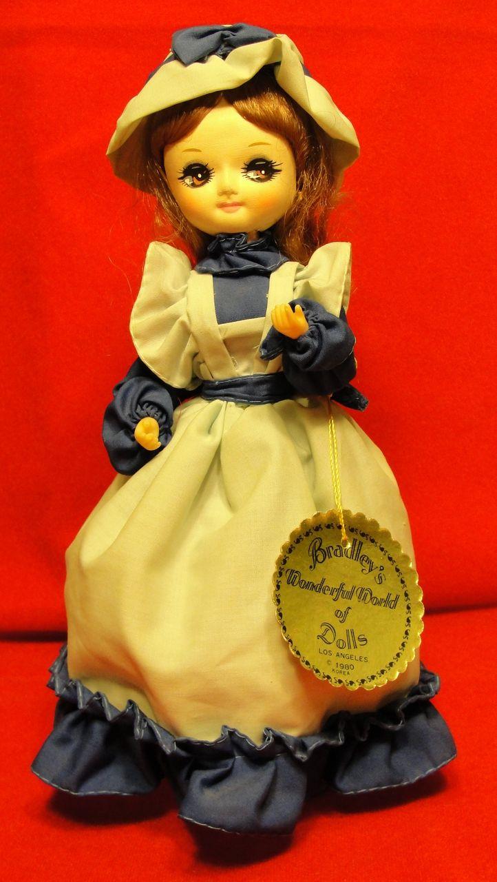 Vintage Bradley Wonderful World of Dolls 1980 - Mary