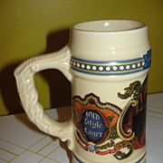 Old Style Lager 1991 Stein - b29