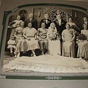 The Whole Family Wedding Photo
