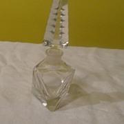 Pagoda Stopper Perfume Bottle - b31