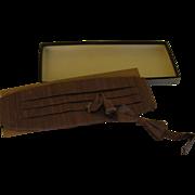 Marvelous Mauve  Bow Tie and Cummerbund Tuxedo Set - b41