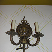 Made in Spain  Wall Sconce - b38