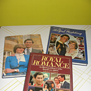 Gotta love the Royals Charles and Diana Royal Wedding Books and Royal Romance Book