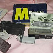 Spy Who Loved  Me Minolta 16-PS Sub-miniature Camera - b47