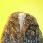 Cuddle Up Fur Jacket