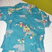 Young Hawaiian Child's Short set - b129