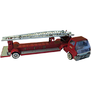 Tonka TFD Aerial hook and Ladder Fire Truck