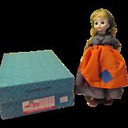 Madame Alexander Poor Cinderella # 1540 Doll in Box