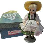 Madame Alexander Heidi  Doll #1580