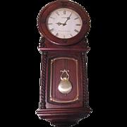 Vintage Seiko Westminster/Whittington Chime Wall Clock - b