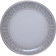Imperial China Whitney Round Chop Plate Platter