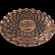 Fostoria American Torte Plate 14 IN Clear Glass Elegant