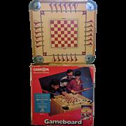 Merdel Carrom Board #100 Game Set Original Box